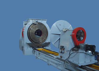 China 7KW Mitsubish Motor Wedge Wire Screen Machine With Siemens Control System supplier