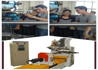 China Automatic Wedge Wire Screen Welding Machine Pipe Welding Machine supplier