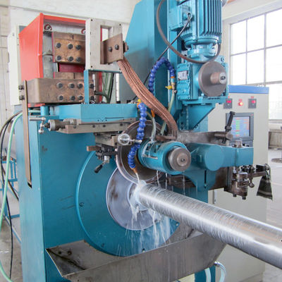 Stainless Steel Wedge Wire Screen Welding Machine for Water Well Filtration