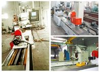China Oil Field Usage Wedge Wire Screen Welding Machine for Liquid Filtration factory