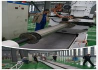China Sand Control Wedge Wire Screen Machine Producing And Making For Oil Or Gas Industry company