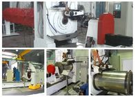 High Precision Johnson Wire Screen Welding Machine / Wedged Pipe Welding Equipment