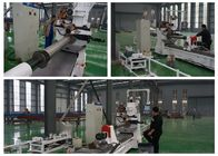 Professional Custom Wire Welding Machine , Wire Mesh Making Machine 7.5KW Motor