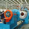 Casting Steel 600 MM Dia Wire Mesh Welding Machine For Wedge Wire Screen Cylinders