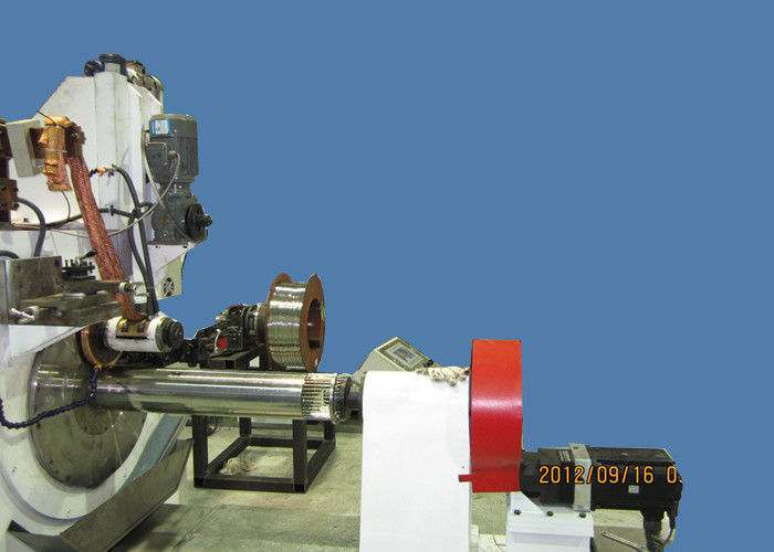 Stainless Steel Wire Screen Sieve Making Machine Painted Surface