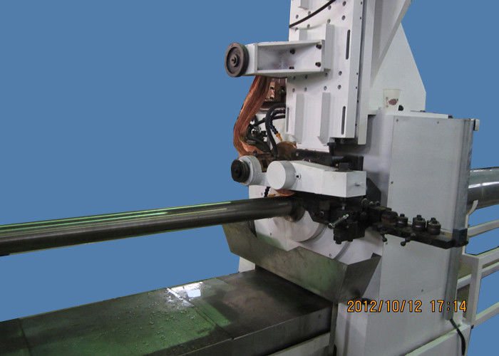 Wire Mesh Manufacturing Machine , Slotted Screen Automatic Spot ...