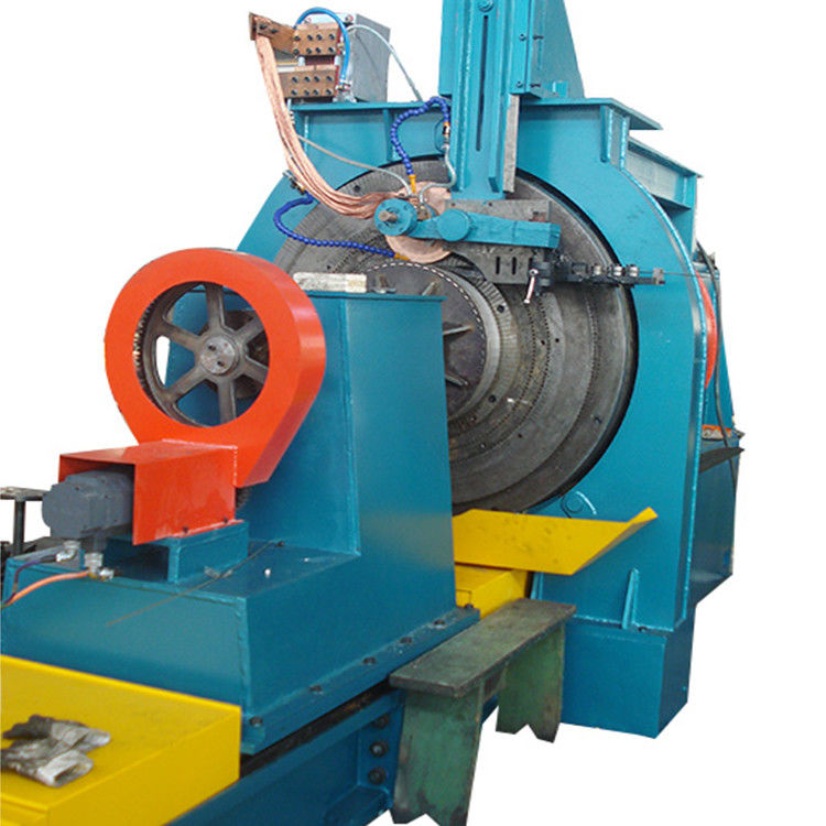 SS Wedge Wire Screen Welding Machine For Filter Cylinders Liquid Separation
