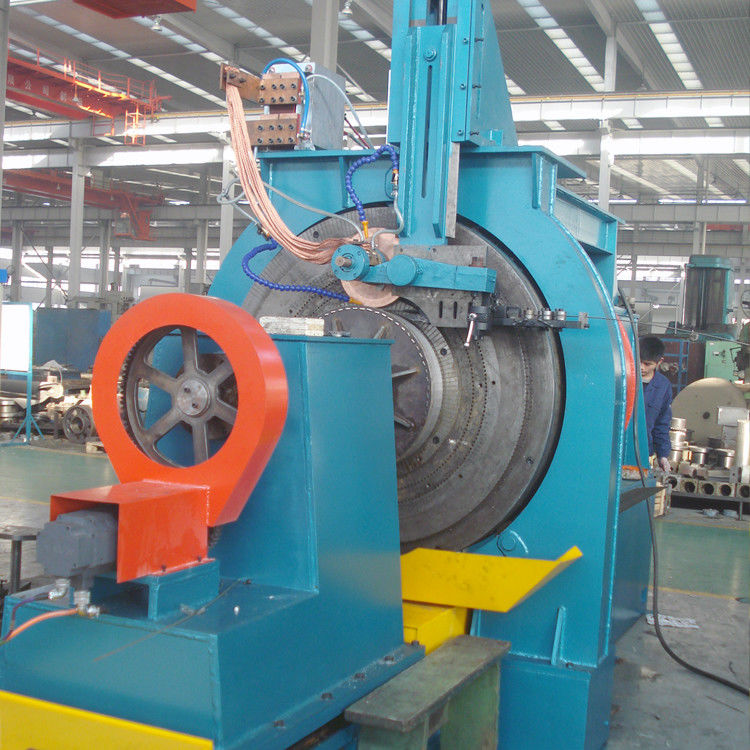 Oil Field Usage Wedge Wire Screen Welding Machine for Liquid Filtration