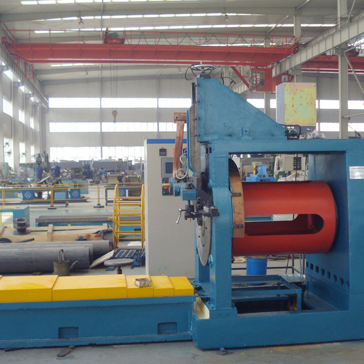 Full Automatic AISI304 Welded Wire Mesh Machine For Water Treatment Screening