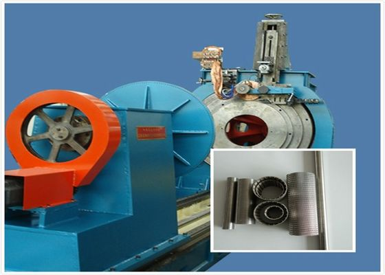 Multifunctional Wedge Wire Screen Machine Producing Oil Sand Control Screen