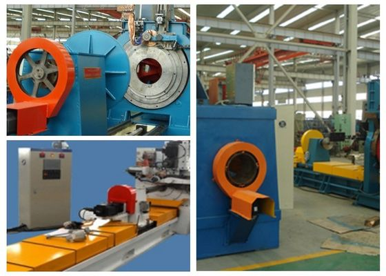 Stainless Steel Continuous Slotted Screen Welding Machine for Mineral Washing