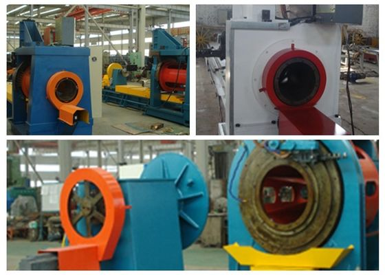 High Quality Wire Wrapped Screen Welding Machine for Water Treatment