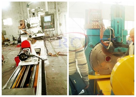 China 0.15~16mm Slot Size Slotted Screen Welding Equipment for Food and Beverage Industry distributor