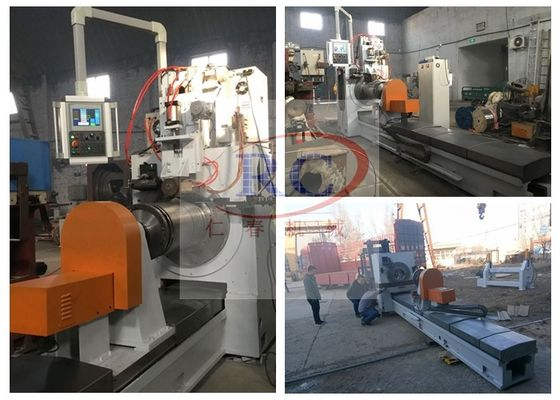 China Best Offer Slotted Screen Welding Machine for Food and Beverage Industry distributor