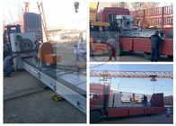 Wedge Wire Screen Welding Machine for For Filtration , Separation And Retention Media