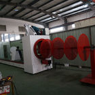 Fence Steel Wire Mesh Welding Machine / Welding Electrode Production Line