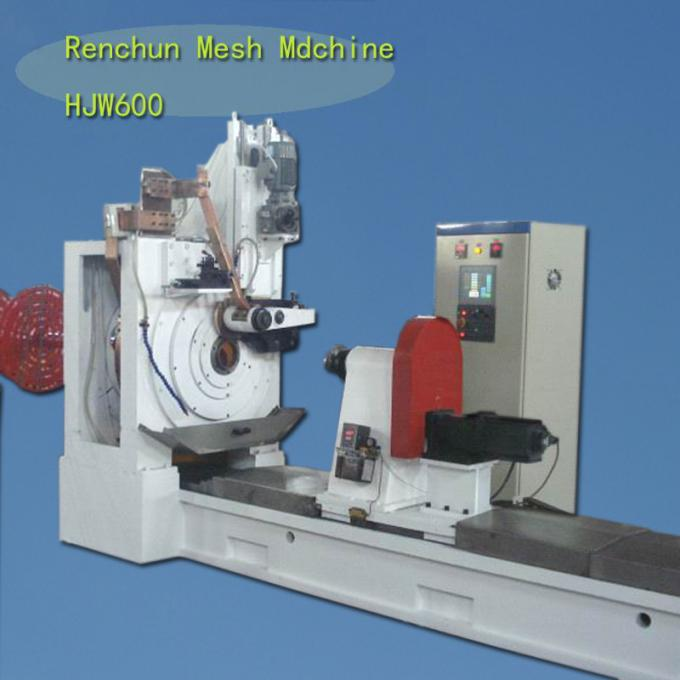 2300MM Width Wire Mesh Welding Machine 20MM Max Slot 0.03MM Precision