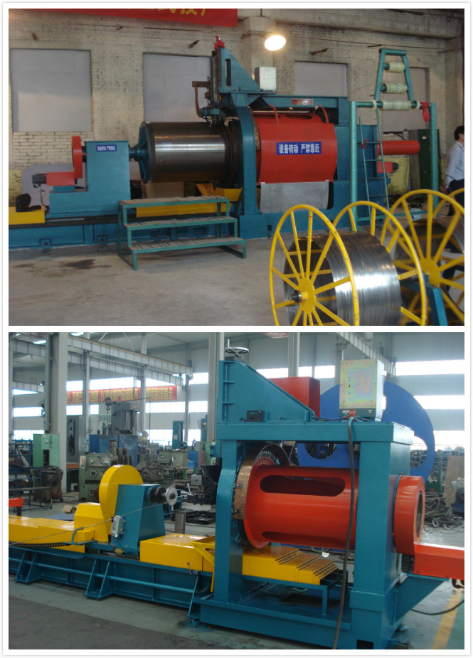 Mining Screen Panels V Wedge Wire Screen Machine 8700MM Length