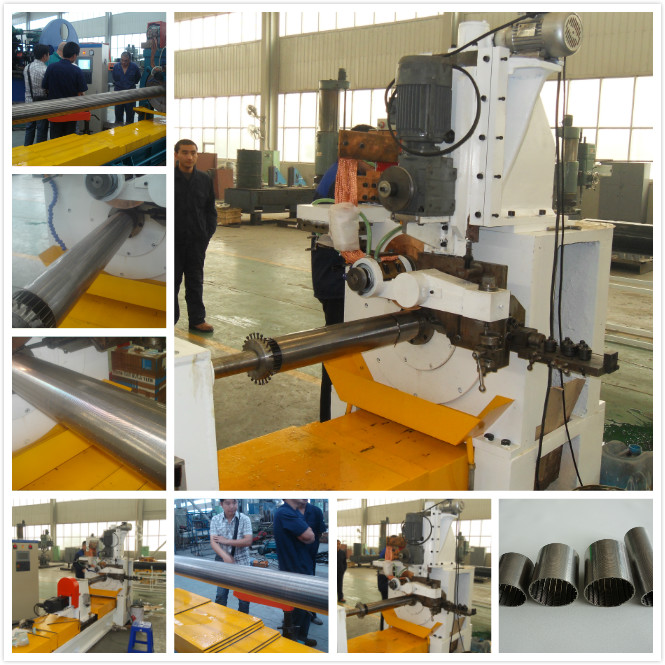 0.01 Precision Wedge Wire Screen Welding Machine Casting Lathe Material