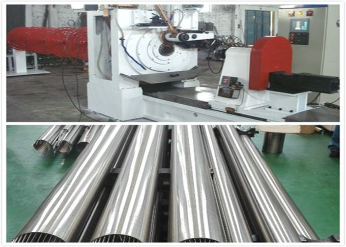 High Precision Profile Wire Screen Welding Machine Wedge Wire Screen Cylinders Device