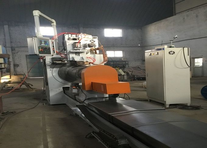 Technical Wedge Wire Screen Welding Machine for Beer Filtration